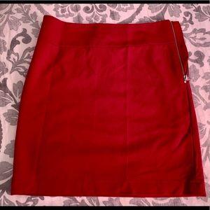 Banana Republic skirt with zipper closure size 2.